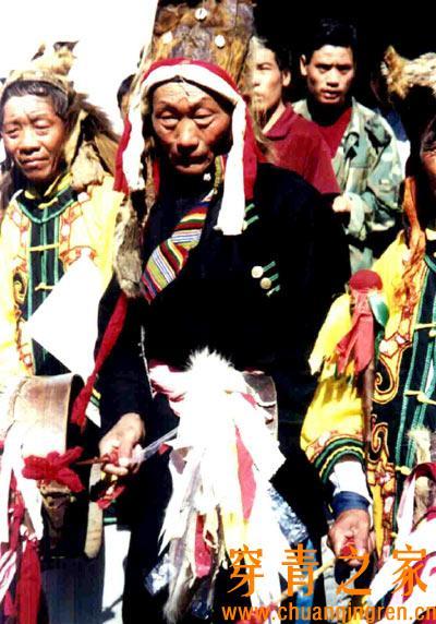 中国现存的傩舞和傩戏调查报告(图文)  文化习俗 第3张