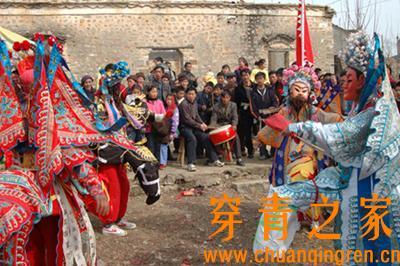 中国现存的傩舞和傩戏调查报告(图文)  文化习俗 第4张