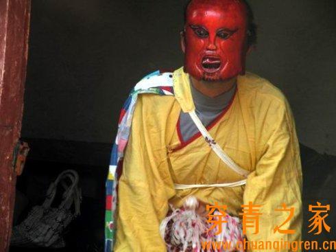 贵州纳雍穿青人的傩堂戏  文化习俗 纳雍 第5张