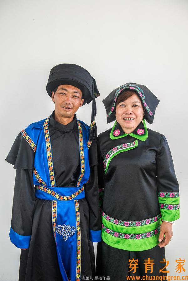 贵州织金,神秘穿青人的庆五显傩堂戏  第3张